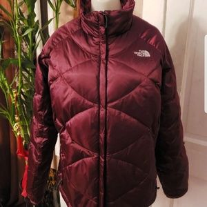 North Face 550 jacket